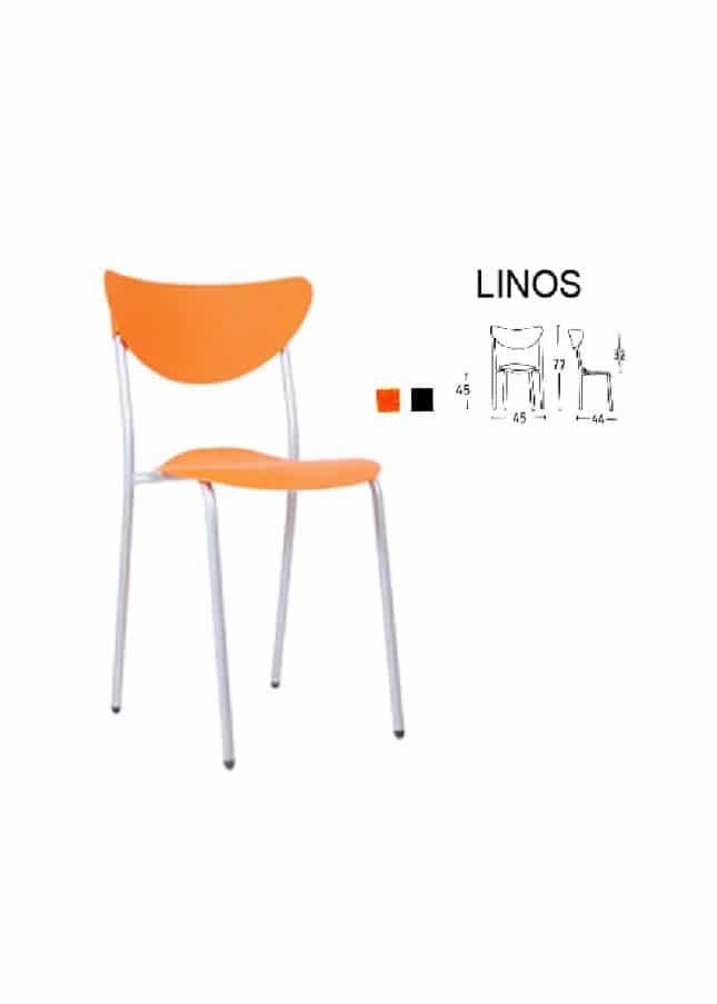 Kursi Bar/Resto Savello type Linos 3