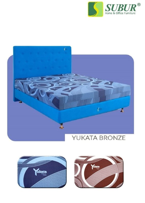 Springbed Yukata Type Bronze