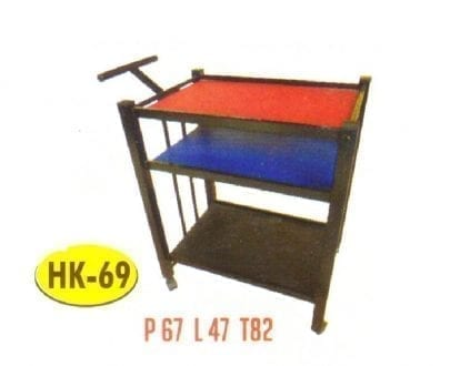 Meja Dorong Polaris HK 69
