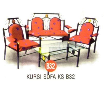 Kursi Sofa Polaris KS B32
