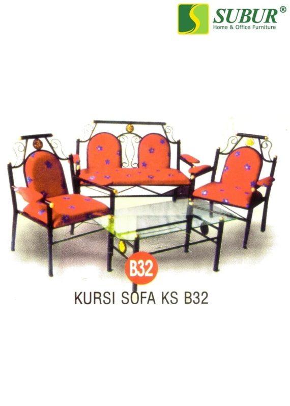 Kursi Sofa Polaris KS B32 3