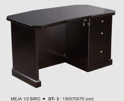 Donati Meja 1/2 Biro Melamic Series type DT 3