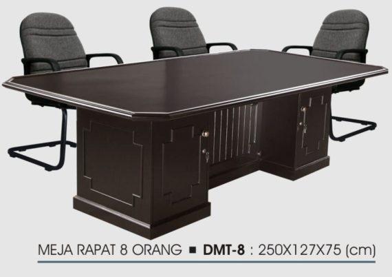 Donati Meja Rapat Melamic Series type DMT 8 3