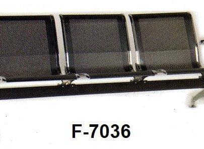 Fantoni Kursi Tunggu type F 7036