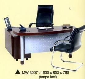 Glory Meja Direktur type MW 3007