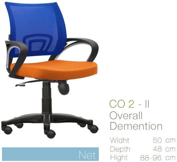 Inviti Kursi Manager Type CO2 II