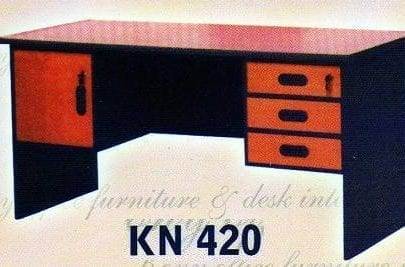 Kony Meja Kantor Berikut Laci type KN 420