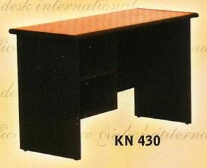 Kony Meja Kantor Berikut Rak type KN 430