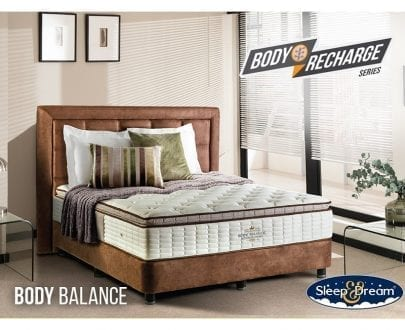 Springbed Sleep & Dream Type Body Balance