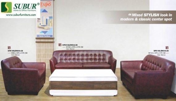 Sofa Expo type SFH Valencia