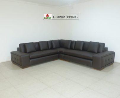Sofa L Shakia 22+Huk Morres