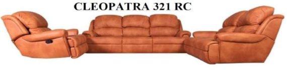 Sofa RC Cleopatra 321 Voda