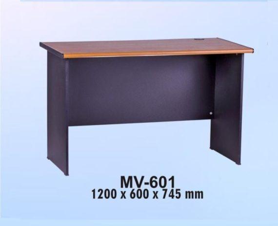 VIP Meja Kantor 1/2 Biro Tanpa Laci type MV 601 A