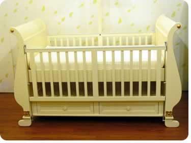 Babybelle Ranjang Bayi / Babybox type VENETIAN