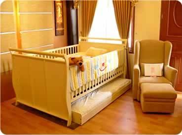 Babybelle Ranjang Bayi / Babybox type VICTORIA XL