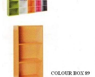 Chitose Rak Serbaguna type Colour Box 89