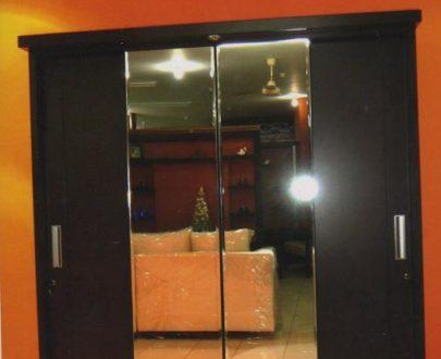Deco Maju Lemari 4 pintu sliding type ELCANA IExxx