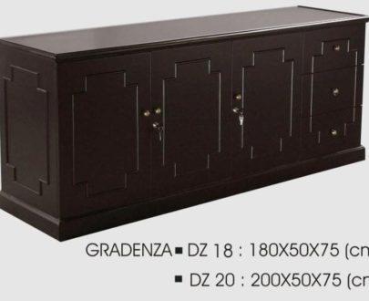 Donati Gradenza Melamic Series type DZ 18