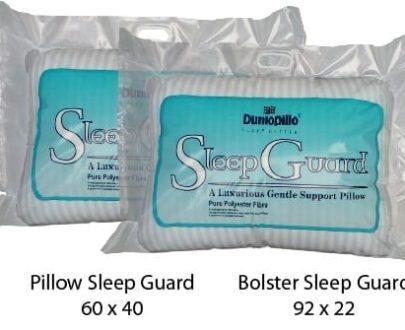 Dunlopillo Guling 100% Washable Dacron Fibre SLEEPGUARD