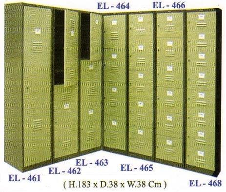 Elite Locker Besi 1 s/d 8 Pintu