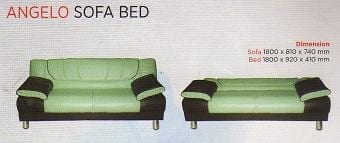 Hana Sofa Bed type Angelo 3