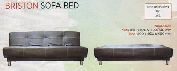 Hana Sofa Bed type Briston