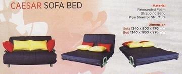 Hana Sofa Bed type Caesar