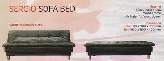 Hana Sofa Bedtype Sergio