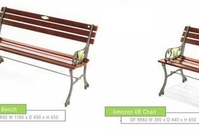 Imax Kursi Taman type ARTHA AMAZON 08