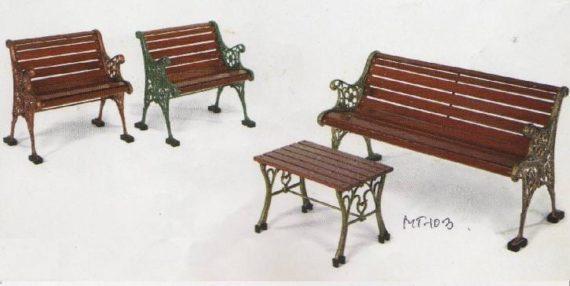 Imax Kursi Taman Meja type CLASSIC BELAMOUR