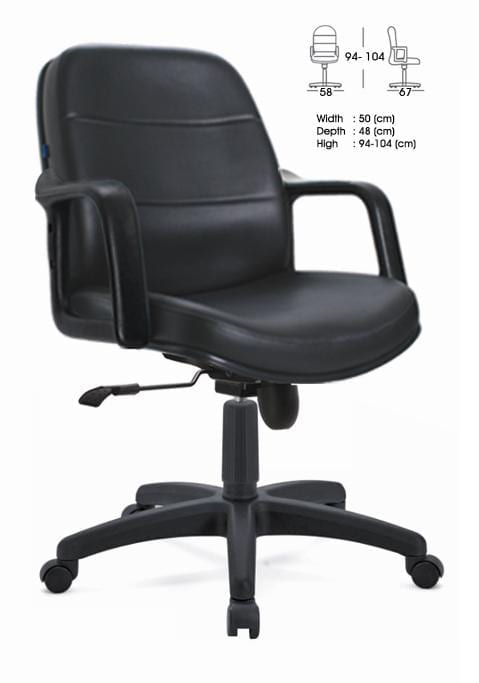 Indachi Kursi Manager type D 830 3