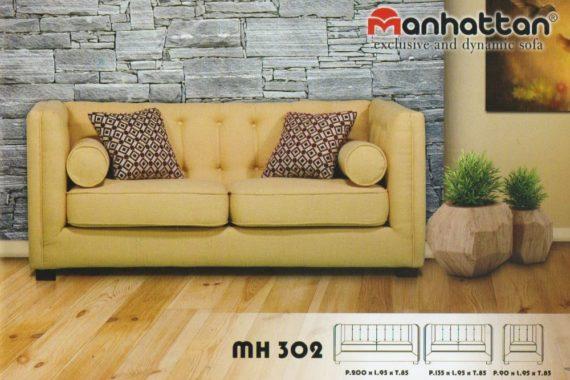 Sofa Manhattan Type MH 302