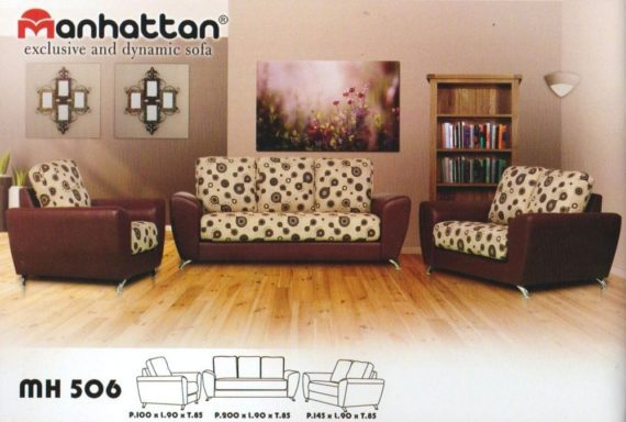 Sofa Manhattan Type MH 506