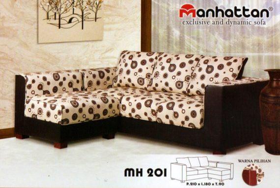 Sofa L Manhattan Type MH 201