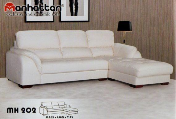 Sofa L Manhattan Type MH 202