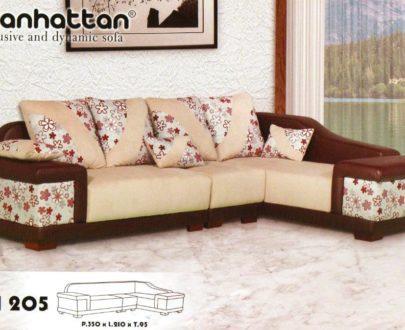 Sofa L Manhattan Type MH 205