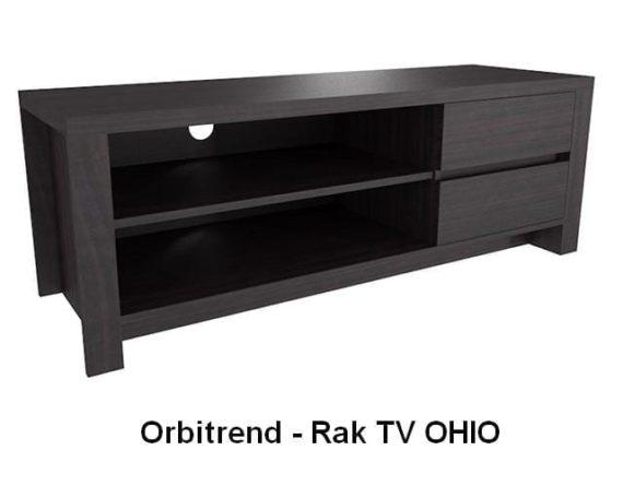 Orbitrend Rak TV Audio Video Cabinet type OHIO