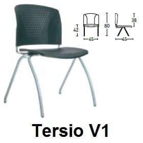 Kursi Savello type TERSIO V1