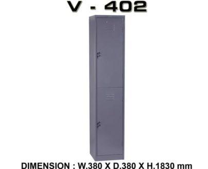 VIP Locker Besi 2 Laci type V 402