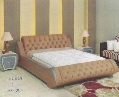 Vitus Bed Frame type VL 027 Nakas VN 010