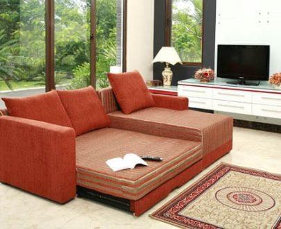 Vitus Sofa Bed Model L type R 90076