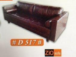 Zio Sofa 3.2.1 Seater type D 517