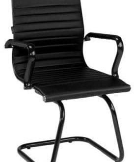 Kursi Kantor Hadap Ergotec LX 807 U Black