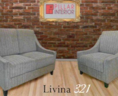 Sofa Livina 211 Dudukan Pillar