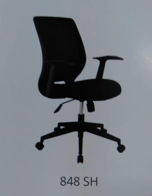 Kursi Kantor Staff / Sekretaris Ergotec 848 SH