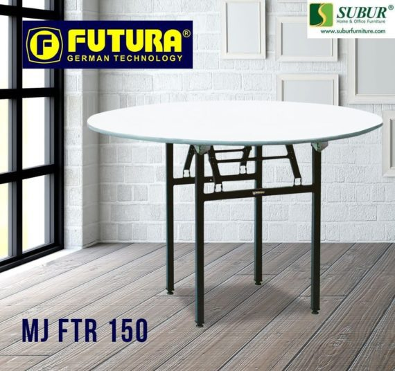 Meja Bulat Futura type FTR 150 3